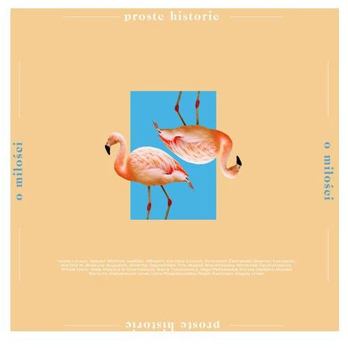 Mtj Proste historie o miłości (płyta cd)