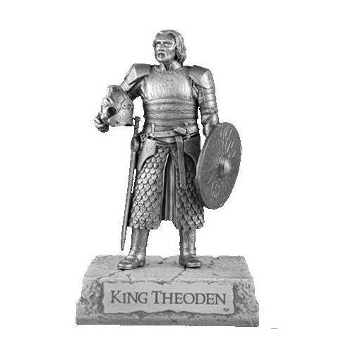 Lotr figurka król theoden -  (sax009) marki Les etains du graal