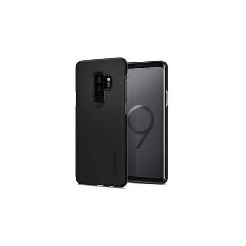Obudowa dla telefonów komórkowych Spigen Thin Fit pro Samsung Galaxy S9+ (593CS22908) Czarny, kolor czarny