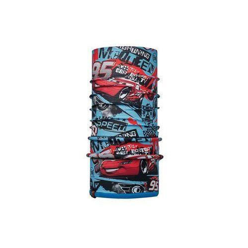 Komin Polar Buff Junior Cars POWER MULTI - POWER MULTI \ Niebieskiego