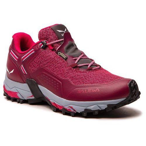 Trekkingi - speed beat gtx gore-tex 61339-6896 red plum/rose red marki Salewa