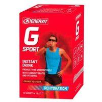 Napój izotoniczny Enervit G Sport saszetki 10 x 15 g pomarańcza