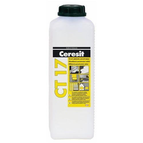 Ceresit Grunt głęboko penetrujący bezrozpuszczalnikowy ct 17 2 l (5900089617029)