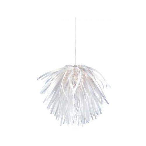 Markslojd Lampa wisząca flora 105984 dekoracyjna oprawa zwis bialy