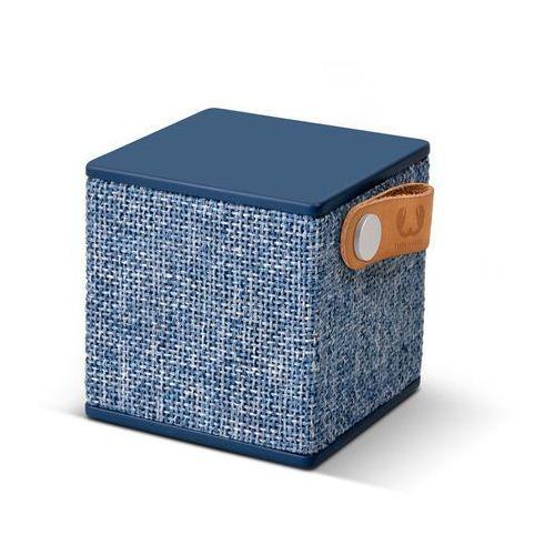 Głośnik bluetooth rockbox cube fabriq edition indigo marki Fresh n rebel