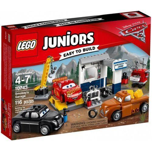 Lego juniors warsztat smokey'ego marki Lego polska