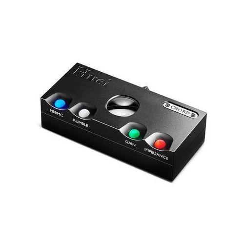 Chord electronics huei – przedwzmacniacz gramofonowy mm/mc