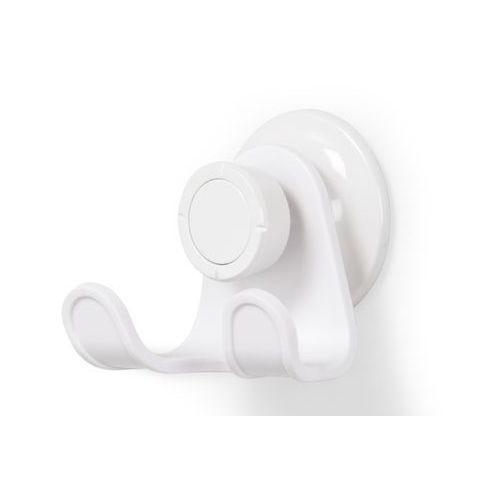 Umbra Wieszaczek łazienkowy podwójny flex gel-lock white