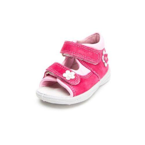 Superfit POLLY Obuwie do nauki chodzenia pink, kolor fioletowy