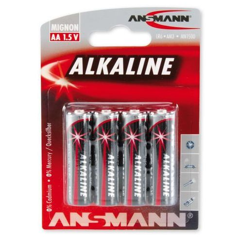 Bateria ANSMANN Red LR6/AA (4 szt.), 5015563