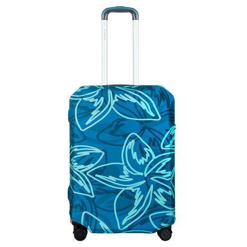 Bg berlin pokrowiec na średnią walizkę / rozmiar m / botanical - botanical (6906053053304)