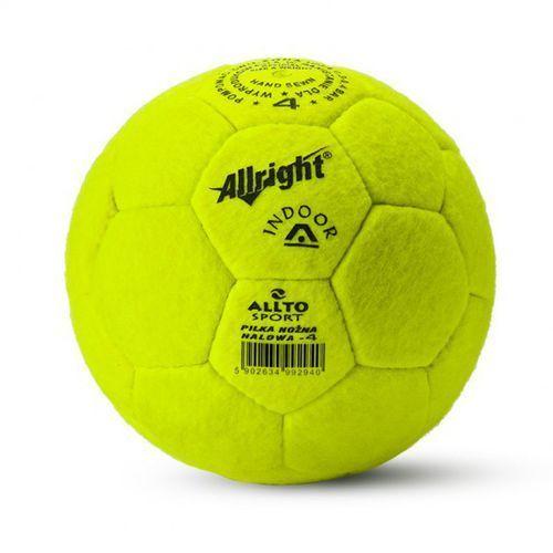 Allright Piłka nożna halowa indoor f. 4