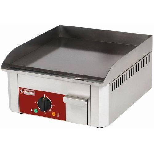 Płyta grillowa gazowa gładka nastawna   400x400mm