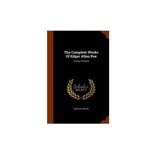 Complete Works of Edgar Allan Poe (9781347848388)