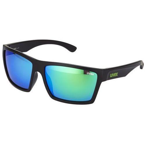 Uvex lgl 29 okulary rowerowe czarny okulary