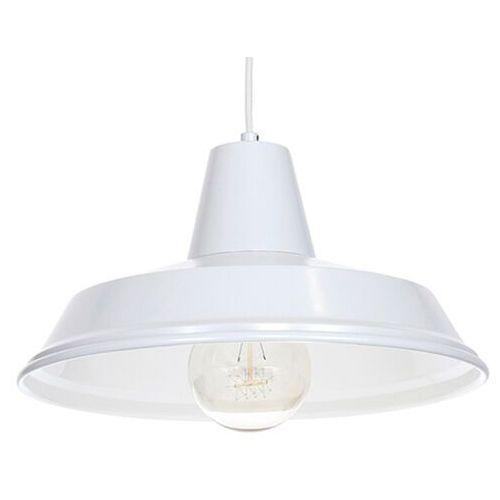 Luminex Lampa wisząca class, biała/biała