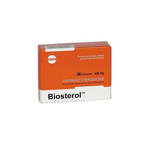 Biosterol - pewna męskość po 30-stce