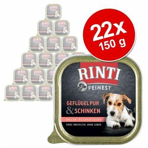 RINTI Feinest - drób z warzywami 150g - 150g, 1400059
