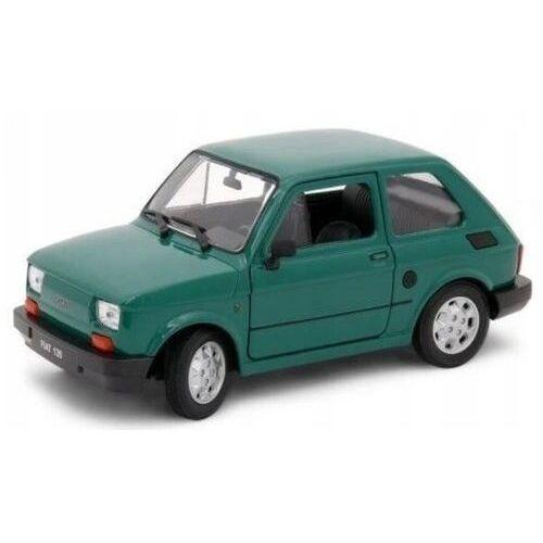 Pojazd fiat 126p zielony 1:21 (5903076501509)