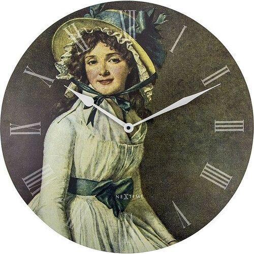 Zegar ścienny Portret Pani Sériziat, 3186
