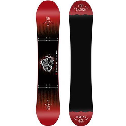 Nowa deska snowboard craft 152cm 2017/18 marki Salomon