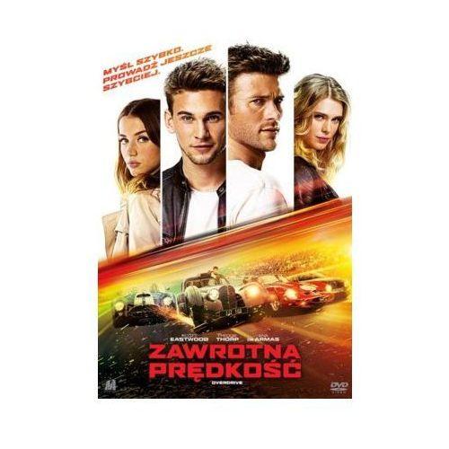 Monolith Zawrotna prędkość (dvd) + książka