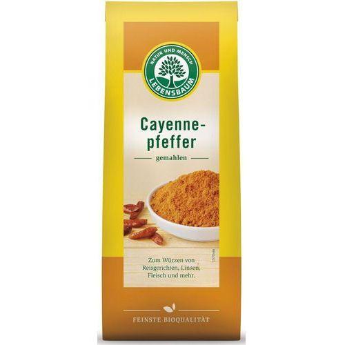 chilli (pieprz cayenne) bio 50 g - lebensbaum (4012346157009)