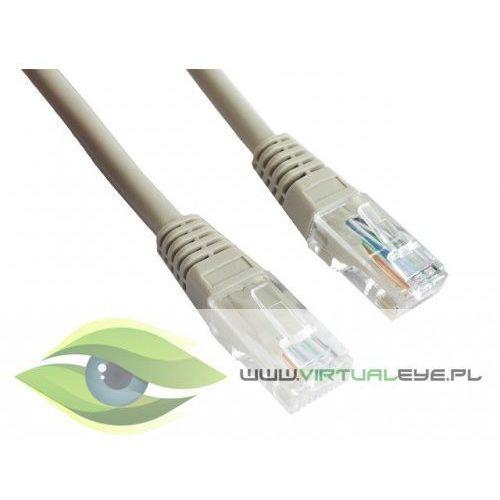 OKAZJA - Patchcord UTP Gembird ( RJ45 kat.5e 3m czarny )- wysyłamy do 18:30 (8716309038638)