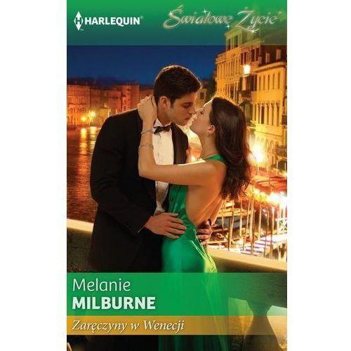Zaręczyny w Wenecji pocket - Melanie Milburne (2013)