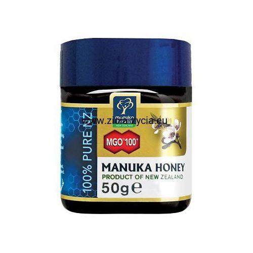 Manuka health Miód manuka mgo™ 100+ nektarowy 50 g -