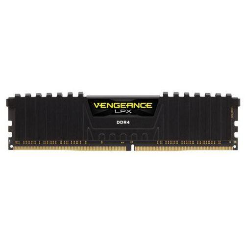 CORSAIR DDR4 Vengeance LPX 16GB /2400(2*8GB) CL16 BLACK CMK16GX4M2A2400C16 >> PROMOCJE - NEORATY - SZYBKA WYSYŁKA - DARMOWY TRANSPORT OD 99 ZŁ!, CMK16GX4M2A2400C16