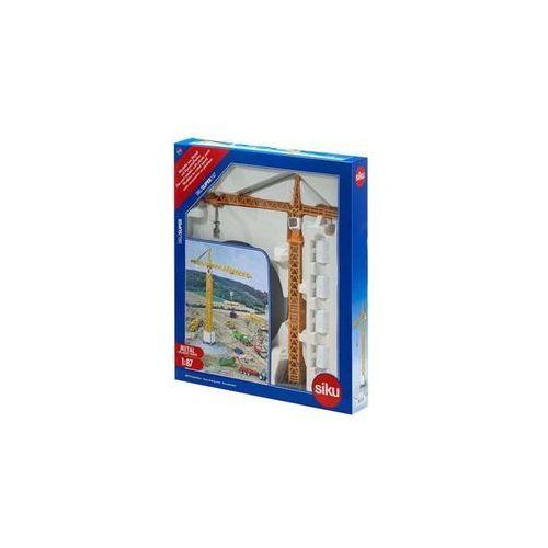 Siku Super - Obrotowy żuraw wieżowy (4006874018994)