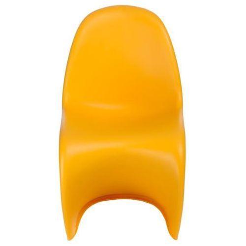D2design Krzesło balance pp żółte (5902385728997)