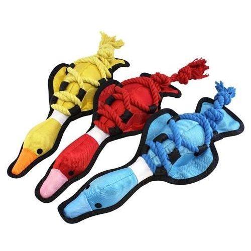 Happypet Zabawka dla psa wykonana z materiału nylonowego i sznura