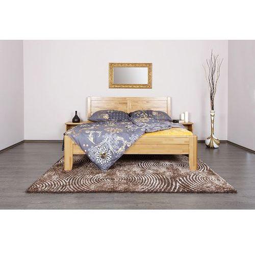 Dlaspania  łóżko celin k3 dąb olejowany 180x200 (wybierz olejowanie) cm