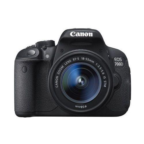 Canon EOS 700D [przekątna ekranu LCD 3