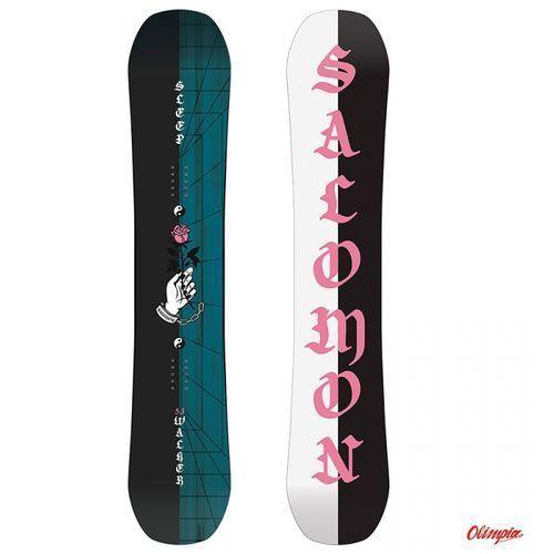Deska snowboardowa Salomon Sleepwalker 2018/2019