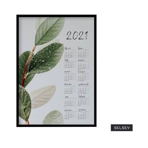 kalendarz porlat 50x70 cm z wyborem ramy marki Selsey