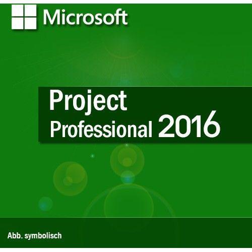 Microsoft Project Professional 2016 BOX