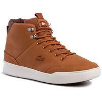 Lacoste Sneakersy - explorateur classic 3192 cma 738cma0004f57 tan/off wht