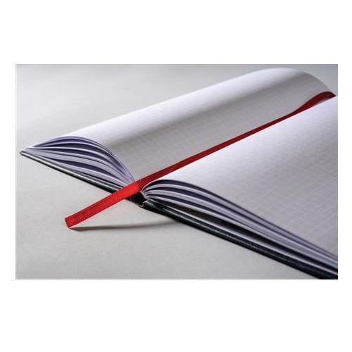 Notatnik notizo a4 w kratke w plastikowej okładce 80 kartek, szary marki Avery zweckform