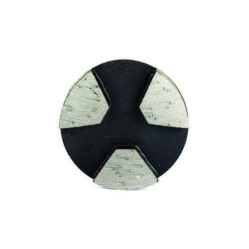 Scanmaskin Tarcza z diamentowymi segmentami szlifierskimi round-on black (zestaw)