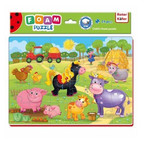 Miękkie puzzle a4 śmieszne zdjęcia rk1201 05 - marki Roter kafer