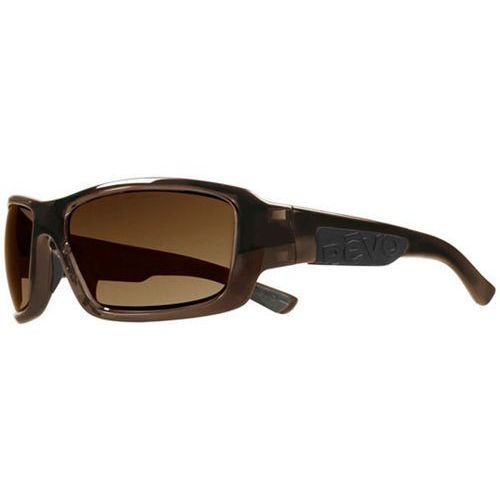 Okulary słoneczne re1005 straightshot serilium polarized 02 br marki Revo