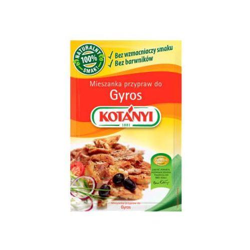 Mieszanka przypraw do gyros 30 g Kotányi