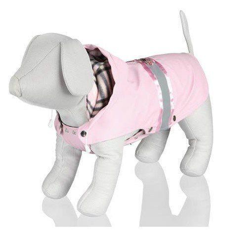 Trixie płaszczyk dla psa como x s: 27 cm. różowy - darmowa dostawa od 95 zł!