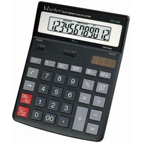 Kalkulator Vector DK-206 - Autoryzowana dystrybucja - Szybka dostawa