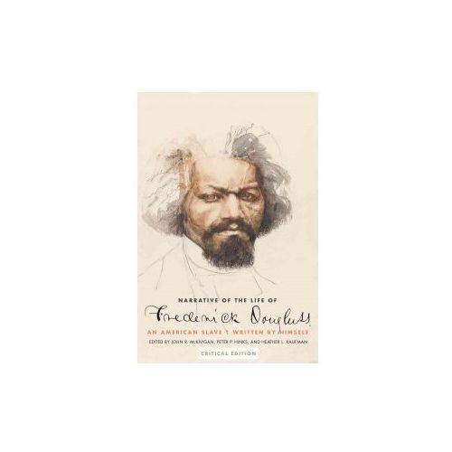 Narrative of the Life of Frederick Douglass, an American Slave (9780300204711)