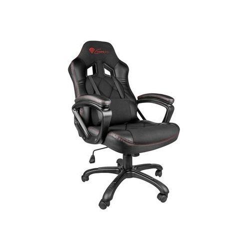 Natec Genesis fotel dla gracza nitro330 czarny nfg-0887 - odbiór w 2000 punktach - salony, paczkomaty, stacje orlen