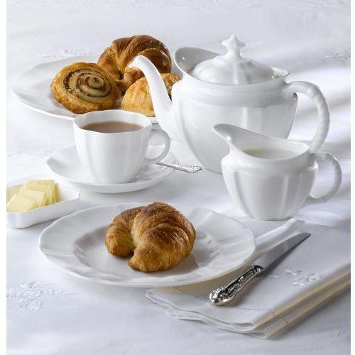 Royal Crown Derby Surrey White Serwis do Herbaty dla 6 osób, SURREY0021